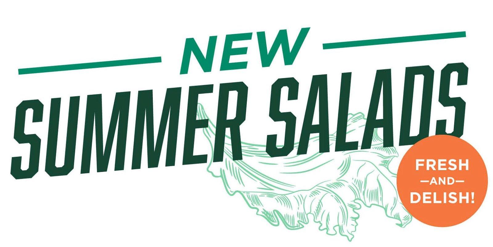 new summer salads