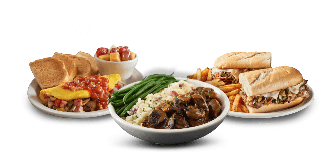 Metro Diner About Us - All for the love of food